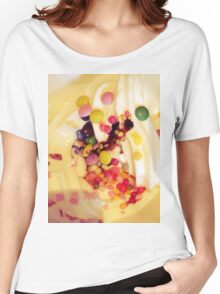 Icecream & Sprinkles Women's Relaxed Fit T-Shirt