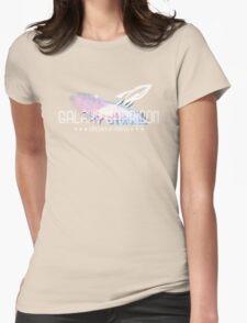 Galaxy Garrison Womens Fitted T-Shirt