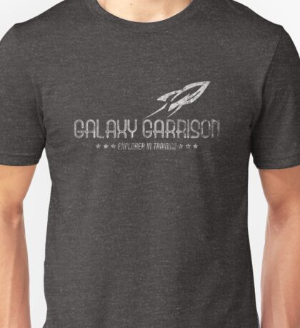 Galaxy Garrison [Distressed] Unisex T-Shirt