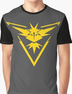 Retro Team Instinct Graphic T-Shirt