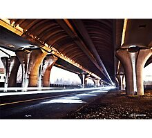 .Under the Bridge I Photographic Print