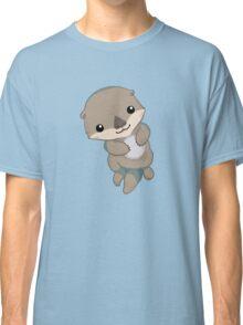 Cute Otter Pup Classic T-Shirt