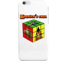 Kubrick 's Cube iPhone Case/Skin