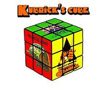Kubrick 's Cube Photographic Print