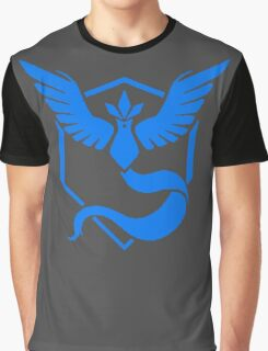 Retro Team Mystic Graphic T-Shirt