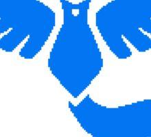 Retro Team Mystic Sticker