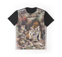 Tigers for Responsible Travel Graphic T-Shirt