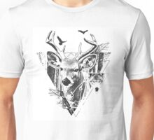 The Triangle of Forest Unisex T-Shirt