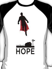 Superman is Hope T-Shirt