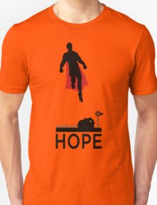 Superman is Hope Unisex T-Shirt