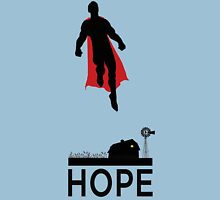 Superman is Hope Unisex T-Shirt