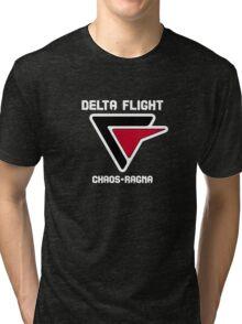 Macross Delta Insignia Tri-blend T-Shirt
