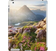 Bergparadies iPad Case/Skin