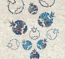 POMEGRANATE TREE by Yasemin Esra Güvenç