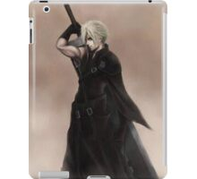 Cloud Strife Final Fantasy VII iPad Case/Skin