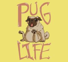 pug fat life One Piece - Short Sleeve