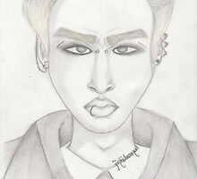 SHINee Everybody - Onew by jinkidreamer