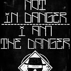 i AM the danger by 126pixels