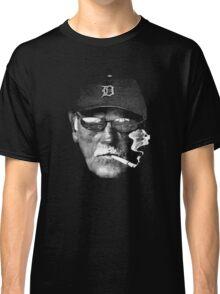 Cigarette Smoking Jim Leyland Classic T-Shirt