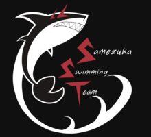 Samezuka Swimming Team Kids Tee