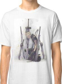Cloud Strife Final Fantasy VII Classic T-Shirt