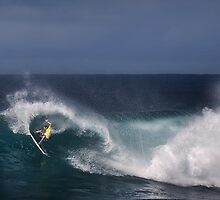 Andy Irons At O'Neill World Cup of Surfing 06-9 by Alex Preiss