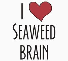 I love seaweed brain by ktlovesbks