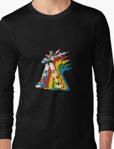 Voltron Long Sleeve T-Shirt