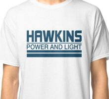 Hawkins Power & Light Classic T-Shirt