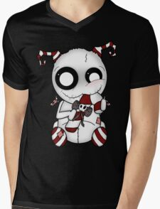 Sweet Tooth: Peppermint Mens V-Neck T-Shirt