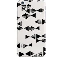 Triangle art iPhone Case/Skin