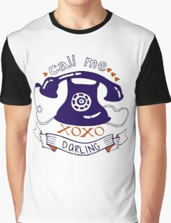 Call me darling Graphic T-Shirt
