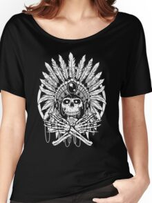 Chief Indian Women's Relaxed Fit T-Shirt