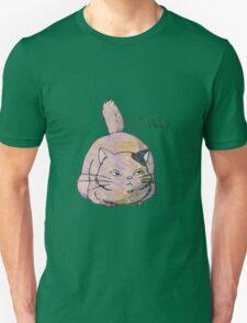 please go away Unisex T-Shirt