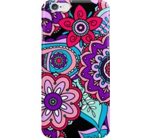 Floral Paisley iPhone Case/Skin