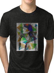 Anna May Wong Tri-blend T-Shirt
