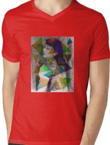 Anna May Wong Mens V-Neck T-Shirt