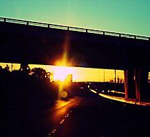 Sunshine Highway by DuboisDigital