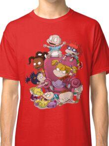 Naughty Kids Classic T-Shirt