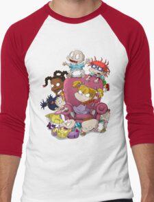 Naughty Kids Men's Baseball ¾ T-Shirt
