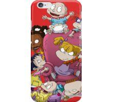 Naughty Kids iPhone Case/Skin