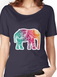 hindú Elephant Women's Relaxed Fit T-Shirt