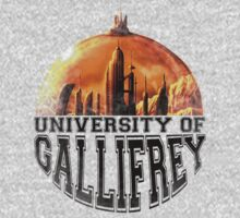 University of Gallifrey by Redsdesign