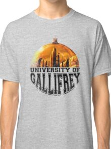 University of Gallifrey Classic T-Shirt