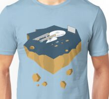Enterprise at the Drive In Unisex T-Shirt