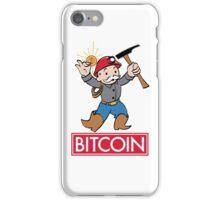 Bitcoin  iPhone Case/Skin