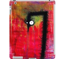 The creatures from the drain 17 iPad Case/Skin