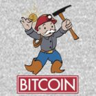 Bitcoin  by Illestraider