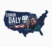 Conor Daly (USA Alt.) One Piece - Short Sleeve