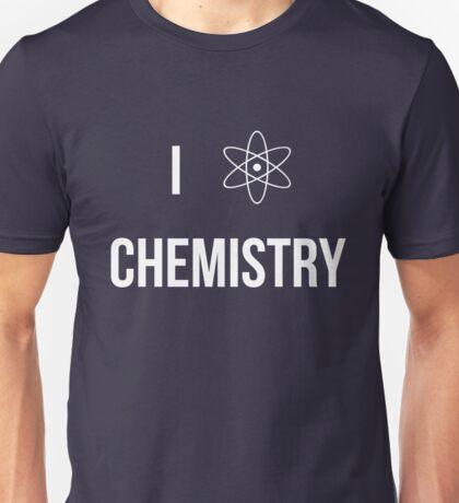 I (heart) chemistry!  Unisex T-Shirt
